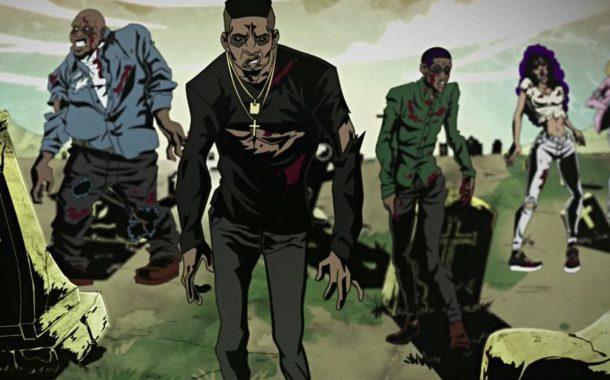 Spacerek z zombiakami