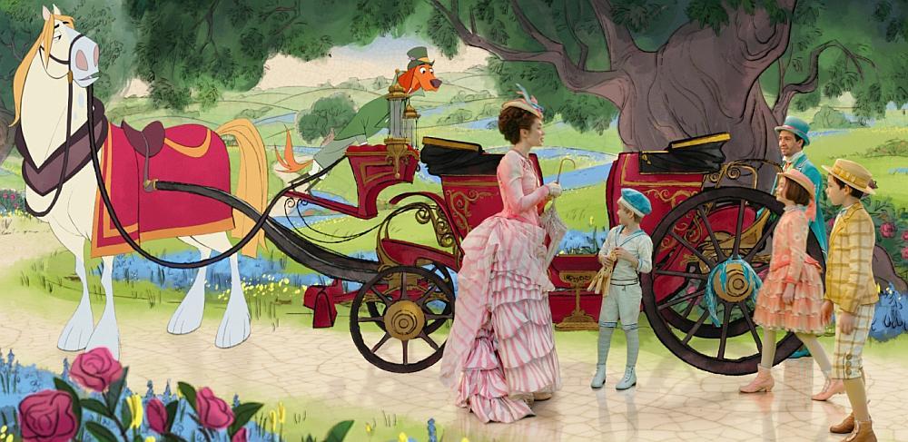 Mary Poppins powraca na Blu-ray i DVD