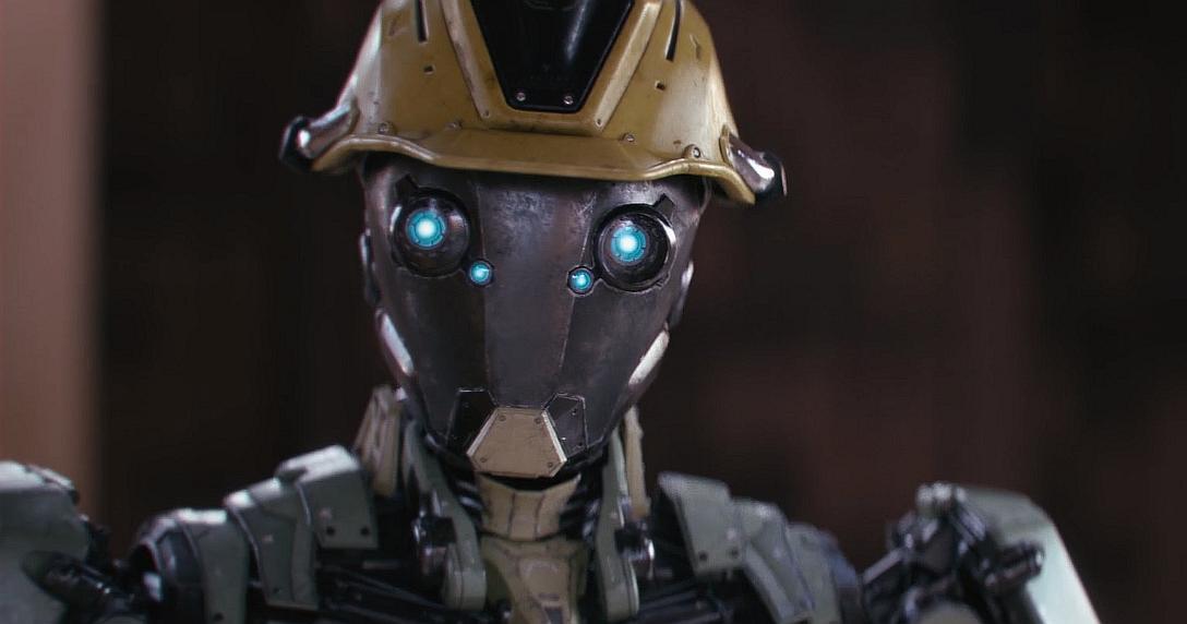 Te, android, podaj no cegłę!
