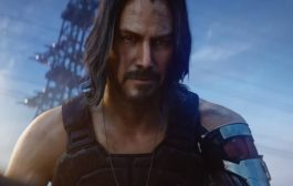 Keanu Reeves i Cyberpunk 2077