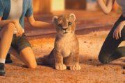 Lew i człowiek